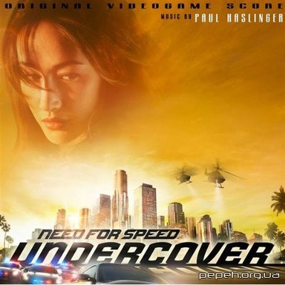 OST. Need for Speed: Undercover (Original Score) (2008) MP3