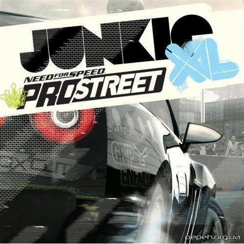 OST. Need For Speed: ProStreet by Junkie XL (2007) MP3