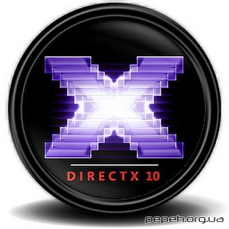 DirectX 10 1.2.0.0 for XP