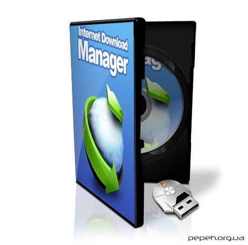 Internet Download Manager 5.18 Build 8 Full [ML] (2010) PC