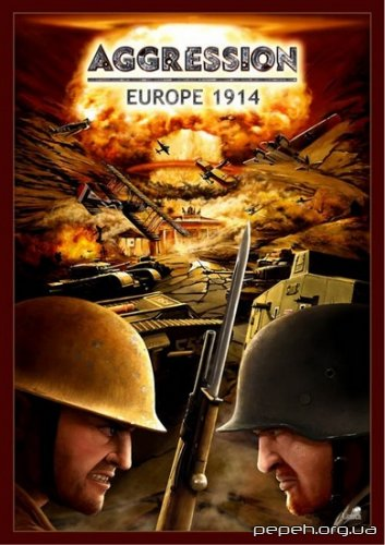 Агрессия: Европа 1914 / Aggression: Reign over Europe (2009/RePack/Rus)