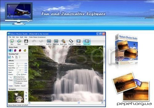 Nature Illusion Studio Professional v3.30 RUS
