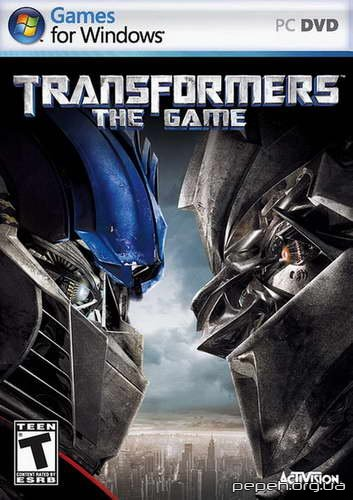 Transformers: The Game (RUS/ENG/RePack)