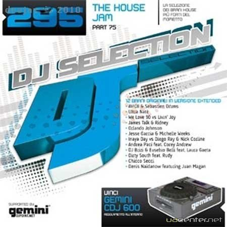 VA-DJ Selection Vol. 295 - The House Jam Part 75 (2010)