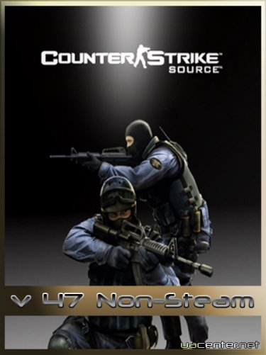 Counter-Strike: Source v.47 Non-Steam (2010/RUS/PC)