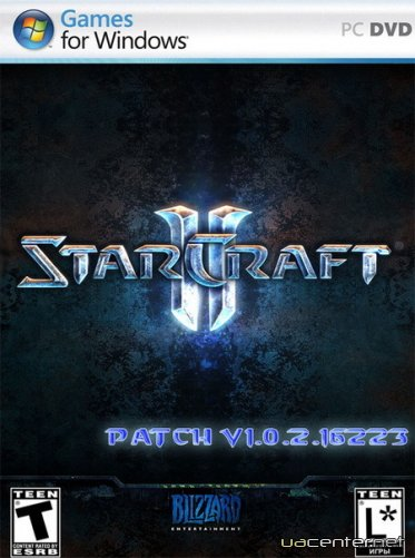 StarCraft 2 Patch v1.0.2.16223 (2010/RUS/PC)