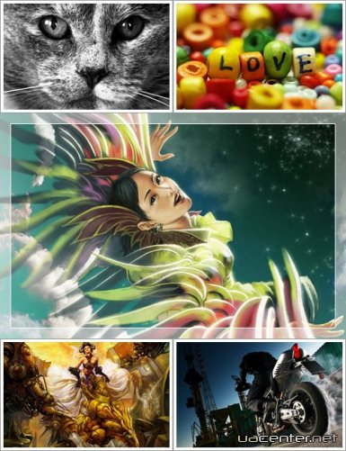 Wallpapers - Full HD Web Pack #35