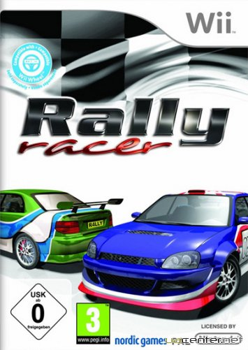 Rally Racer (2010/Wii/Multi5)