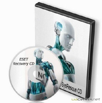 ESET SysRescue CD 4.2.64.12 Rus (Release: 01.09.2010)