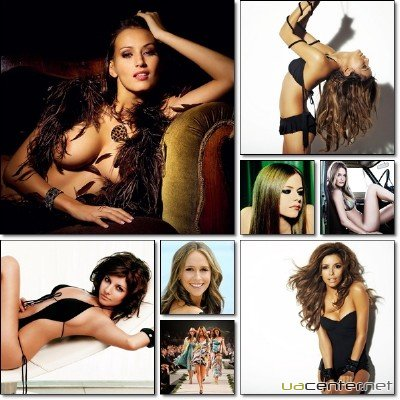 Girls Desktop Wallpapers Pack 7