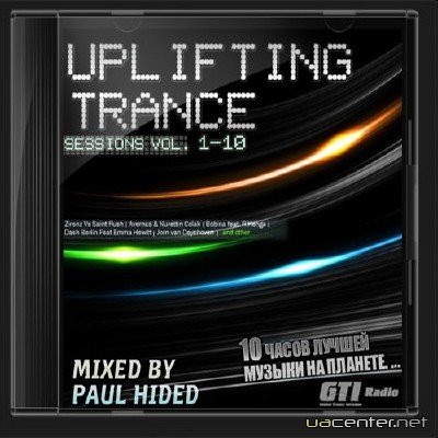Uplifting Trance Vol.1-10 (2010)