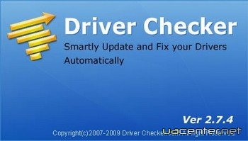 Driver Checker v2.7.4 Datecode 20100829