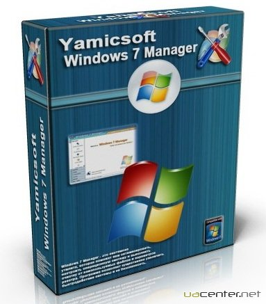 Windows 7 Manager 1.2.9 Final [x86 & x64] + Русификатор