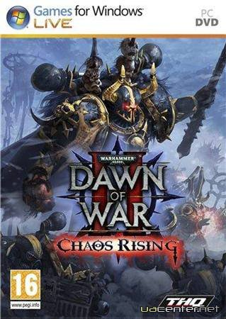 Warhammer 40,000: Dawn of War II - Chaos Rising (2010/ MULTI2 / RUS/