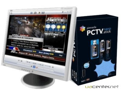 Pinnacle TVCenter Pro 5.4.1.3038 Rus