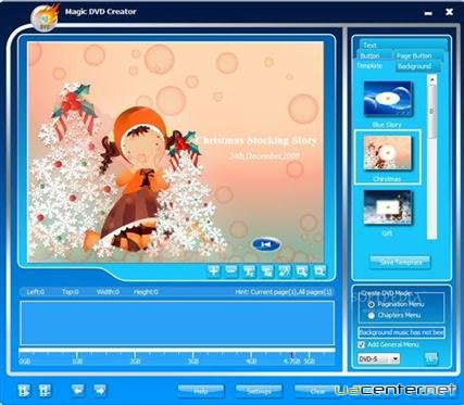 Magic DVD Creator 12.0.14.5