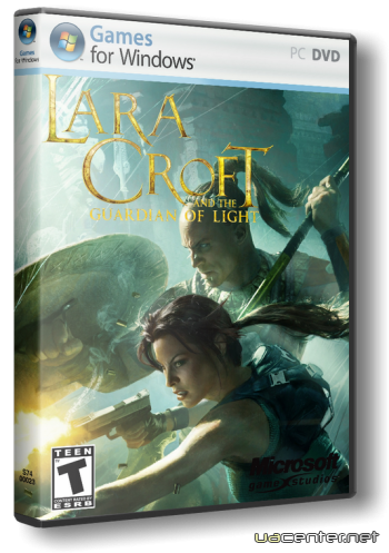 Lara Croft and the Guardian of Light (Crystal Dynamics) (2010/ENG/Repack от Ultra)