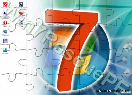 Windows 7 Rescue Rus (16.09.2010)