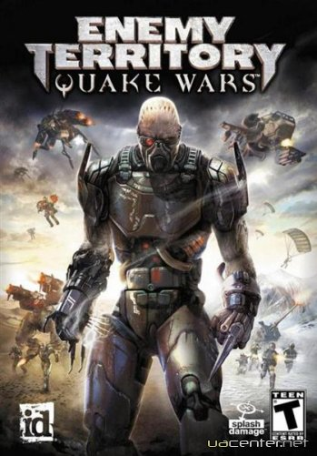 Enemy Territory: Quake Wars (2007/RUS/Repack by eviboss)