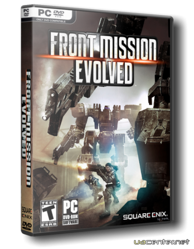 Front Mission Evolved (2010/RUS/ENG/Repack)