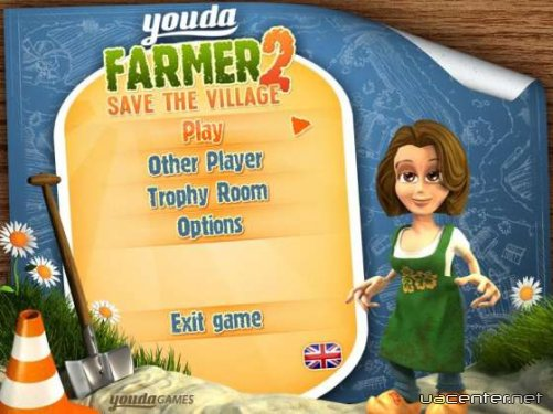 Youda Farmer 2. Спаси містечко / Youda Farmer 2: Save the Village (2010) PC
