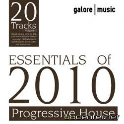 VA-Essentials Of 2010: Progressive House Vol 3 (2010)