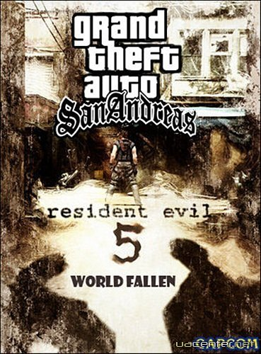 Grand Theft Auto: San Andreas - Resident Evil 5 World Fallen (2011/PC/ENG/RUS)