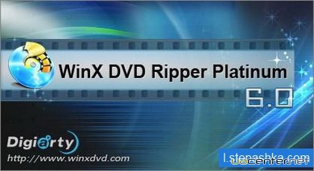 WinX DVD Ripper Platinum 6.0.0 build 201011108 (2010)