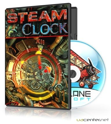 Steam Clock 3D Screensaver 1.0.0.1 ML RUS
