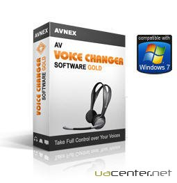 AV Voice Changer Software Gold Edition 7.0.37