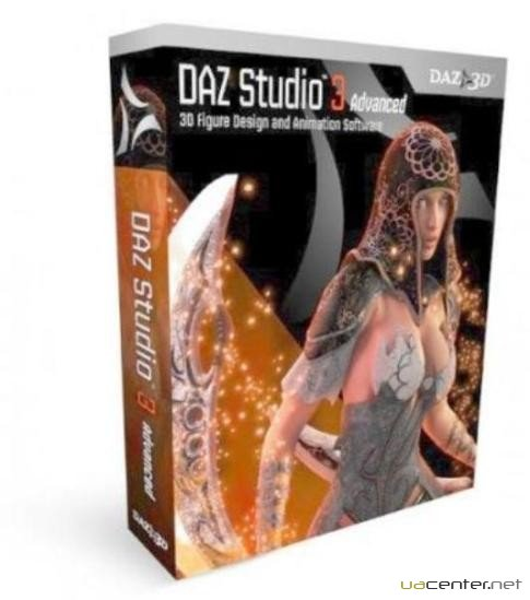 DAZ Studio Advanced v3.1.2.24 x86 Portable by Birungueta