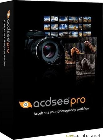 ACDSee Pro 4.0 Build 198 RePack by loginvovchyk (2011)
