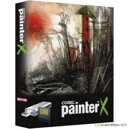 Corel Painter X v 10.0.046 Portable