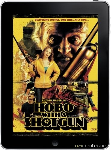 Бомж з дробовиком/Hobo with a Shotgun [2011/HDTV/iPhone 4/iPad]