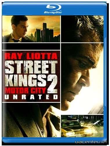 Королі вулиць 2 / Street Kings: Motor City [2011/HDRip/iPhone/iPod Touch / iPad]