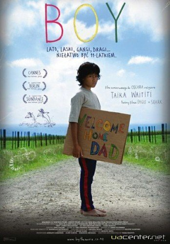 Хлопчик / Boy [2010/DVDRip/iPhone/iPod Touch / iPad]