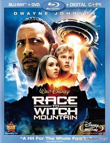Відьмина гора / Race to Witch Mountain [2009/HDRip/iPhone/iPod Touch / iPad]