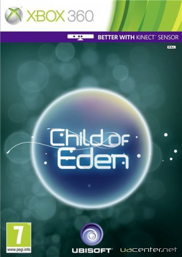 Child of Eden (2011/ENG/XBOX360)