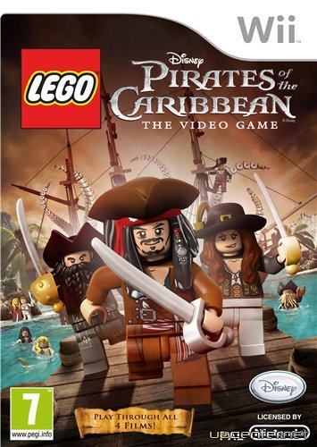LEGO Pirates Of The Caribbean: The Video Game (2011/Wii/ENG)