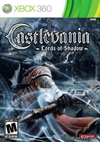 Castlevania: Lords of Shadow (2010/RF/RUS/XBOX360)