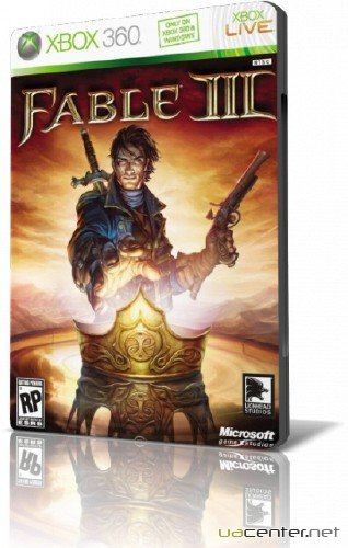 Fable 3 / Fable III (Xbox360/RUS/DLC/GOD)