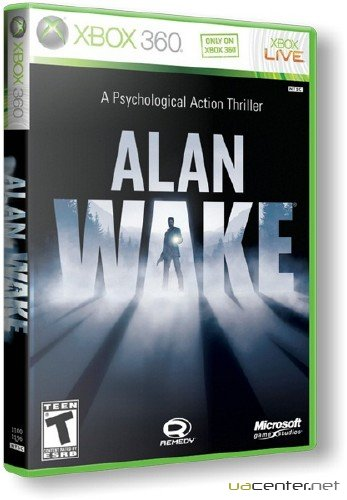 Alan Wake + DLC (Xbox360/RUS/GOD)