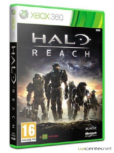 Halo: Reach + DLC (Xbox360/ENG/GOD)