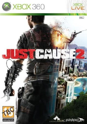 Just Cause 2 (Xbox360/RUS)