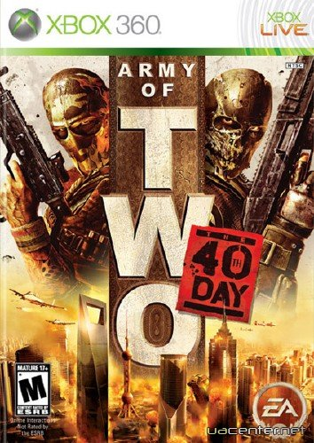 Army of Two: The 40th Day (Xbox360/RUS)