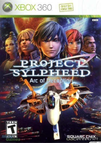 Project Sylpheed: Arc of Deception (Xbox360/RUS)