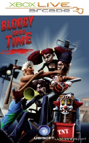 Bloody Good Time (Xbox360/ENG/Live)