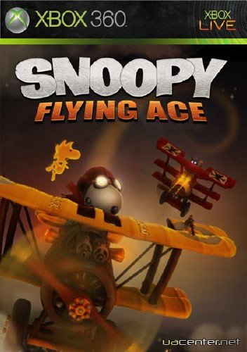 Snoopy Flying Ace (Xbox360/ENG)