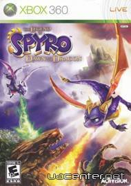The Legend of Spyro: Dawn of the Dragon (Xbox360/RUS)