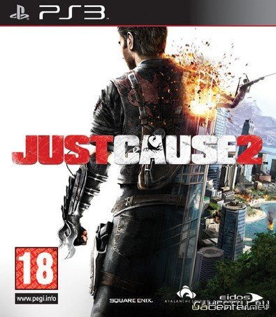 Just Cause 2 (2010/PS3/Russound)